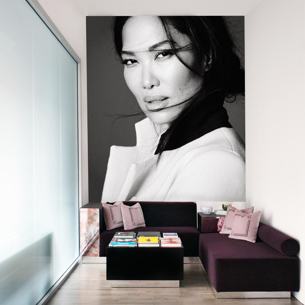 Kimora Lee Simmons NYC Offices Nicole Fuller Interiors