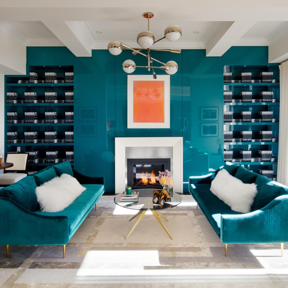 blue-laquer-living-room-nicole-fuller-interiors