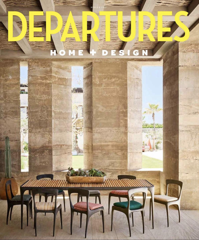 depart cover